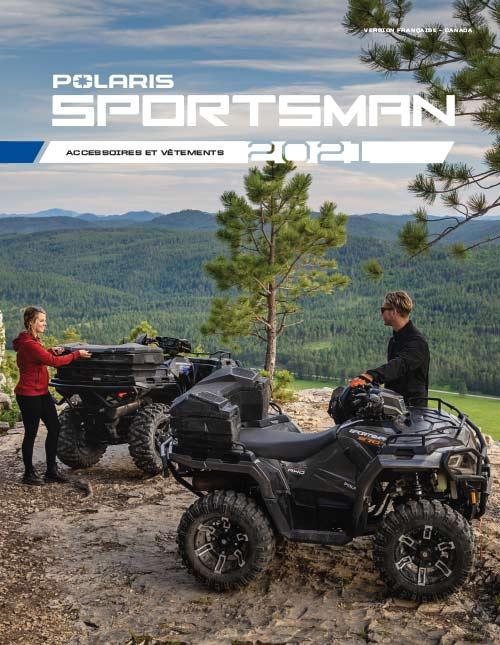 2021 Polaris Sportsman Accessories & Apparel Catalog
