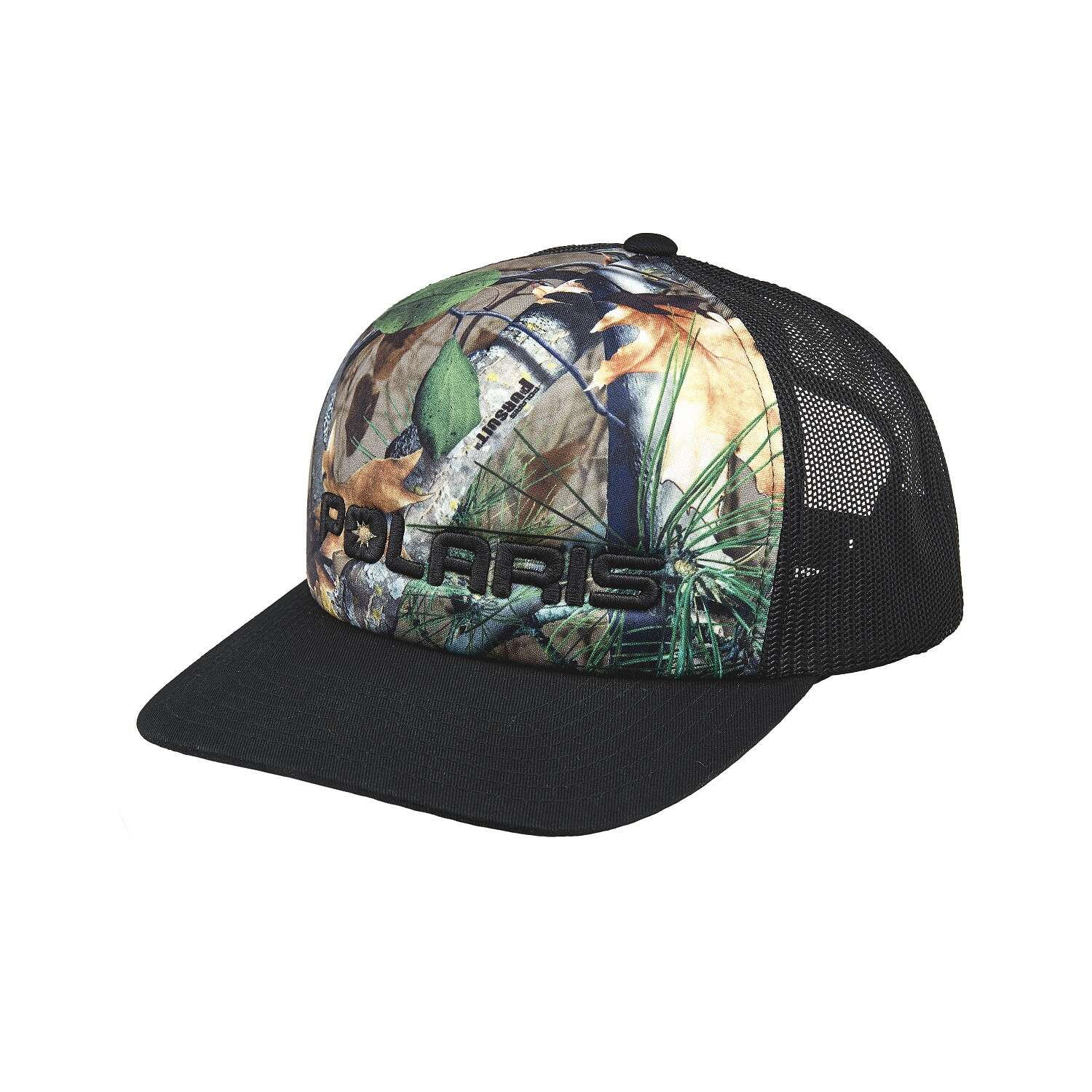 Men's Camo Trucker Cap