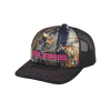 Women's Camo Trucker Cap - Image 1 of 2