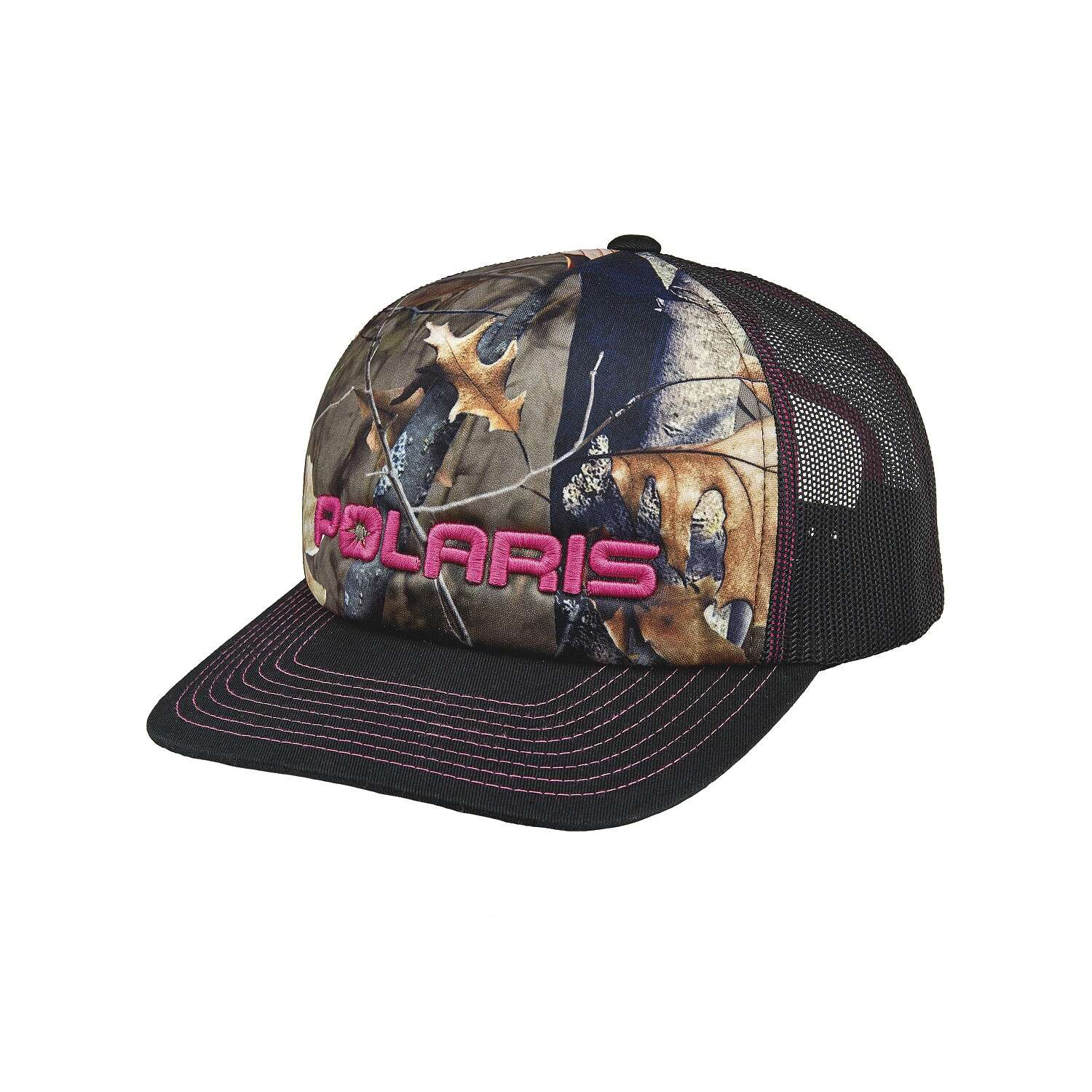 Women's Camo Trucker Cap