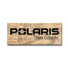 Polaris Wood Sign 10.5 x 24 - Image 1 of 1