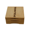 Polaris Wooden Coasters - Image 1 of 2