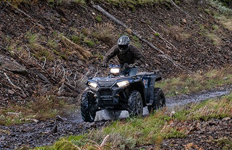 Best Mud Pits or Trails for ATVs & SxS UTVs