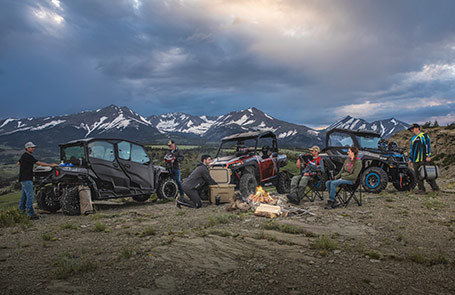 Best UTV or ATV Campsites for Families