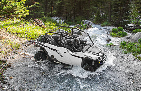 Safely load & transport your UTV | Polaris Off-Road Vehicles