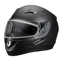 Blaze Adult Full-Face Helmet with Anti-Fog Flip Shield