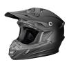 Tenacity Adult Moto Helmet with Removable Liner, Black - Image 1 de 3