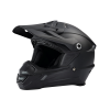 Tenacity Youth Moto Helmet with Removable Liner, Black Matte - Image 1 of 3