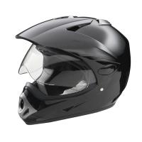 KTP Full Face Helmet - Black