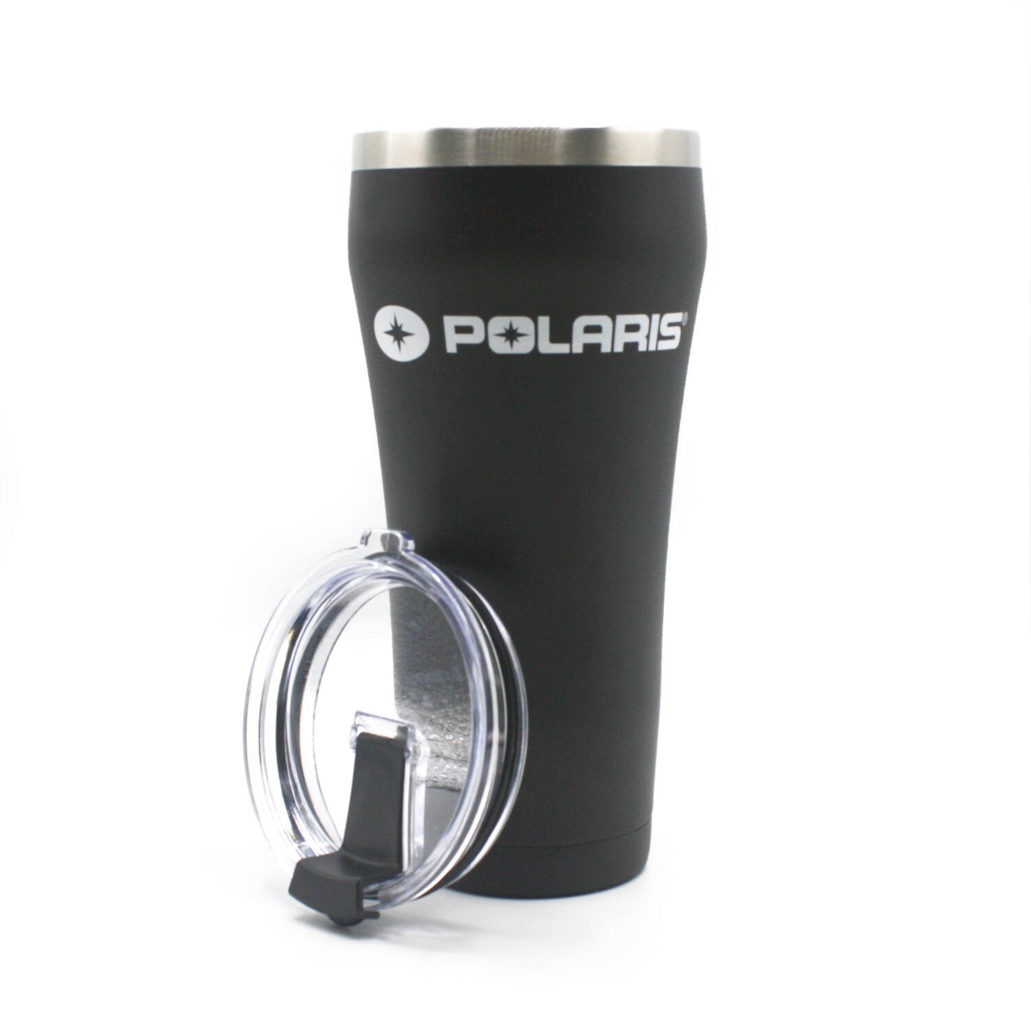30 oz. Northstar® Tumbler with Polaris® Logo, Black