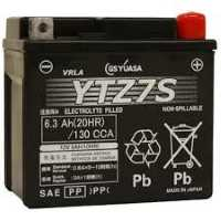 Yuasa Battery - YTZ7S