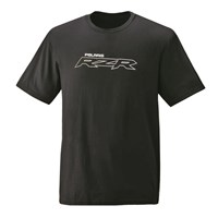 Men's Air Graphic T-Shirt with RZR® Logo, Black