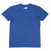 Men's Bolt T-Shirt, Blue - Image 3 of 3