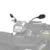 Handlebar-Mounted Adjustable Mirrors in Black, 2 Pack - Image 1 of 3
