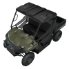 Poly 2-Seat Sport Roof, Black - Image 2 of 4