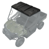 Poly 2-Seat Sport Roof, Black - Image 1 of 4