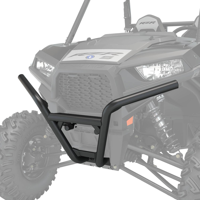 Front Low Profile Bumper- Black