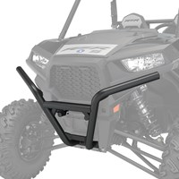 Front Low Profile Bumper, Black