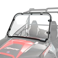 Lock & Ride® Poly Windshield