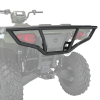 Steel Rear Brushguard, Black - Image 1 of 4