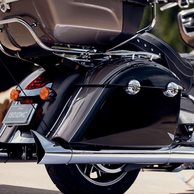 Thunder Stroke® Stage 1 Slip-On Exhaust Kit - Chrome