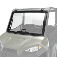 Lock & Ride® Full Tip Out Windshield - Poly