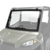 Lock & Ride® Full Tip Out Windshield - Poly - Image 2 of 5