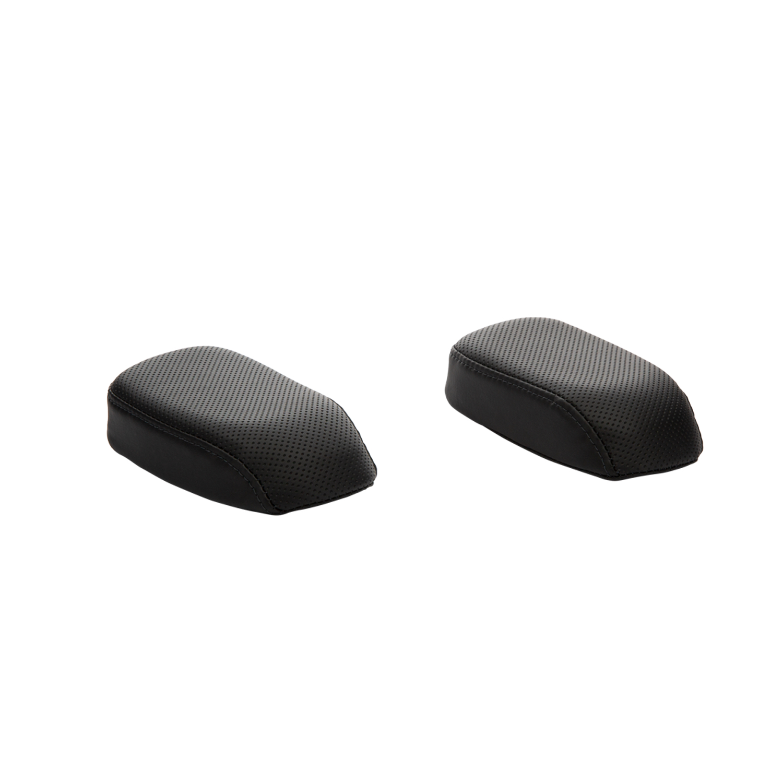 Rogue Passenger Armrest Pads - Black
