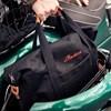 Deluxe Saddlebag Travel Bags in Black, Pair - Image 2 of 4