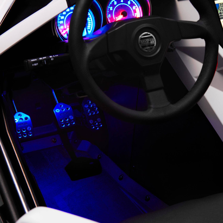 Interior LED Lighting Kit   Blue