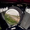 Thunder Stroke High Flow Air Intake with Stage 1 Calibration, Chrome - Image 3 of 6