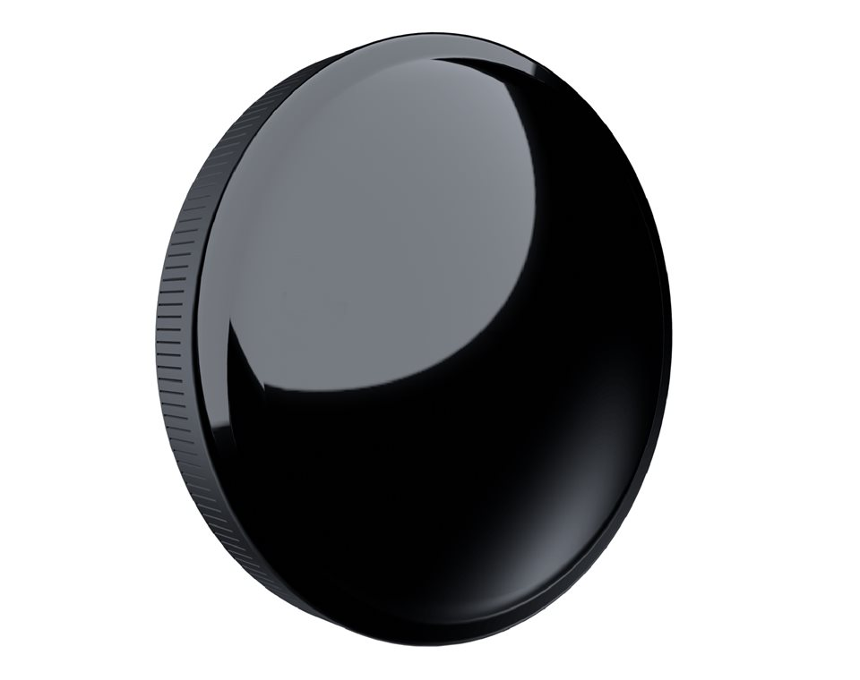 Fuel Cap Set - Gloss Black