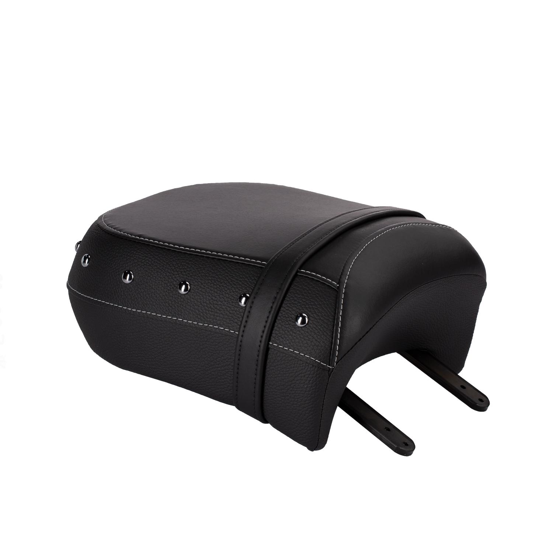 Passenger Seat - Black w/ Studs