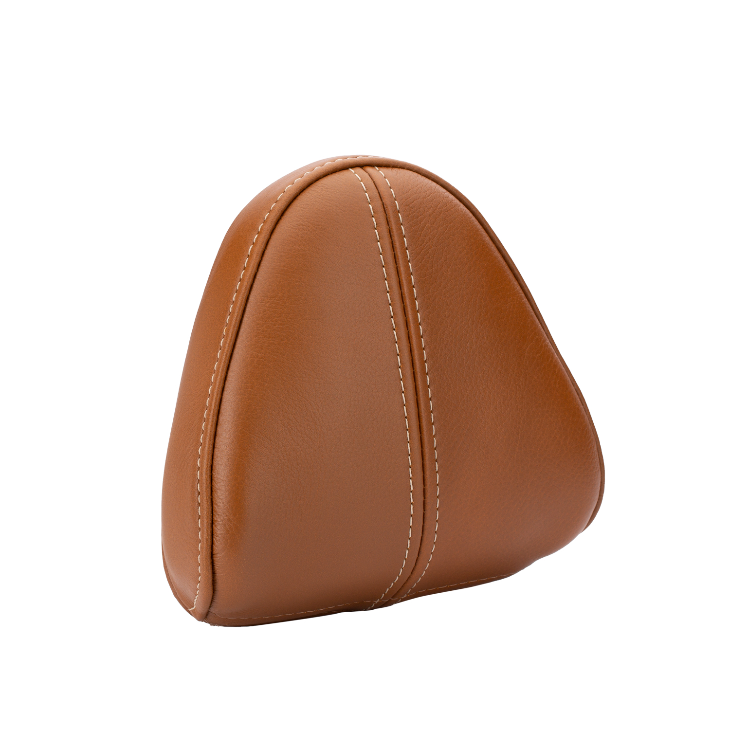 Genuine Leather Backrest Pad, Desert Tan