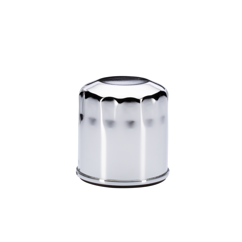 Oil Filter - Chrome