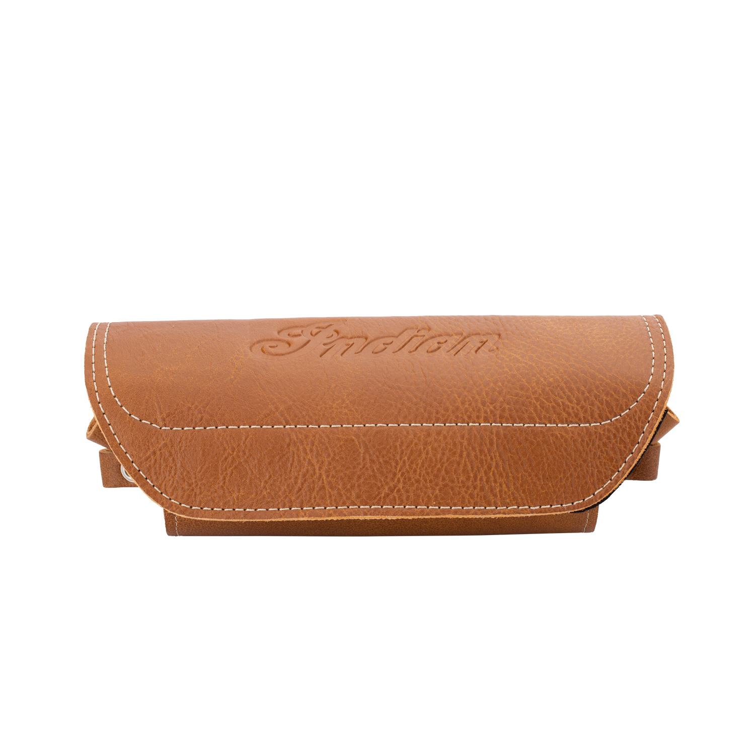 Genuine Leather Windshield Bag - Desert Tan