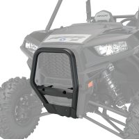 Front Bull Bumper- Black