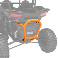 Rear Bull Bumper, Spectra Orange