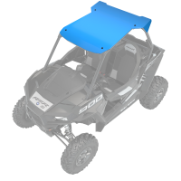 Aluminum Roof- Velocity Blue
