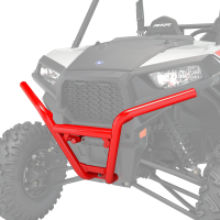 Front Low Profile Bumper- Indy Red