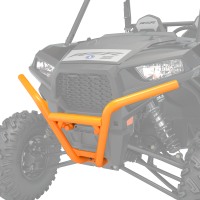 Front Low Profile Bumper- Spectra Orange