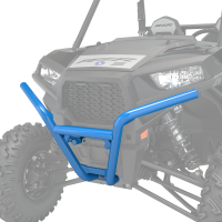 Front Low Profile Bumper- Velocity Blue