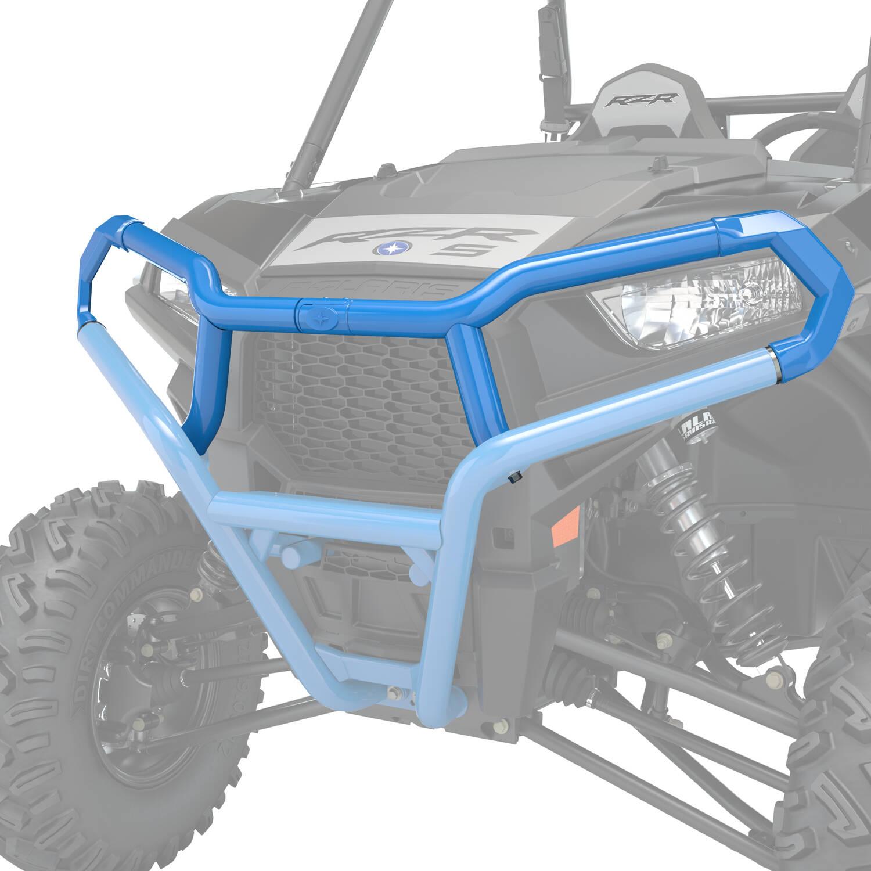 Front Extreme Bumper Attachment- Velocity Blue