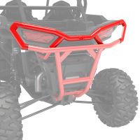 Rear Extreme Bumper Attachment- Red