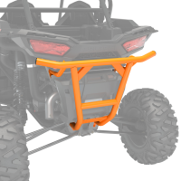 Rear Low Profile Bumper- Spectra Orange
