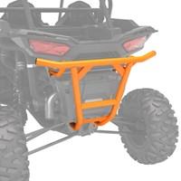 Rear Low Profile Bumper, Spectra Orange