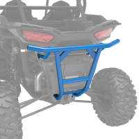 Rear Low Profile Bumper- Velocity Blue