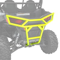 Rear Deluxe Bumper, Lime Squeeze