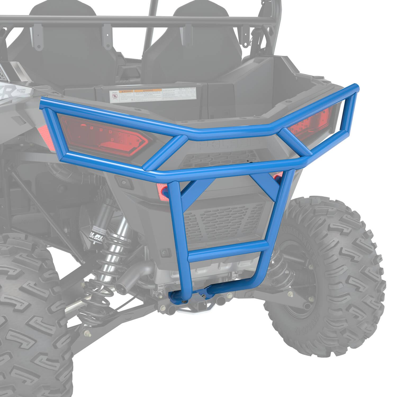 POLARIS RZR XP 1000 900 EXTREME FRONT BUMPER ATTACHMENT VELOCITY BLUE