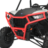 Front Deluxe Bumper- Indy Red - Image 2 of 4